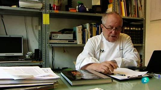 Cocinero. Juan Mari Arzak