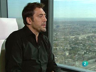 La entrevista - Javier Bardem