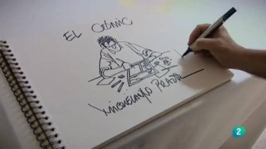 Dibujante de cómic.Miguelanxo Prado