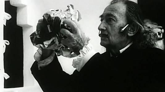 Dalí, una ilusión óptica