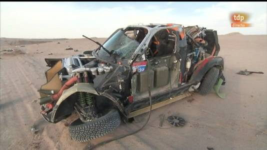 Rally Dakar 2011 - 7ª etapa