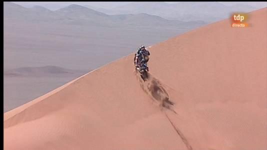 Rally Dakar 2011, 8ª etapa