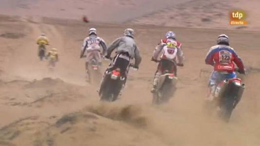 Rally Dakar 2011, 9ª etapa