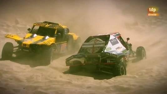 Rally Dakar 2011, 11ª etapa