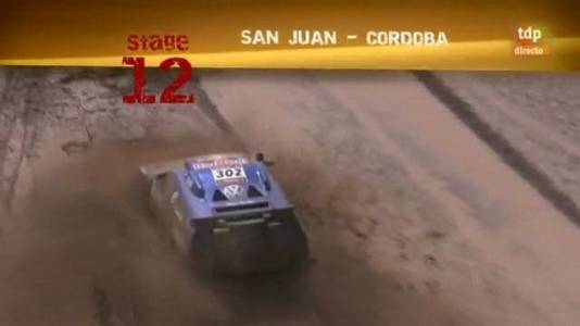 Rally Dakar 2011, 12ª etapa