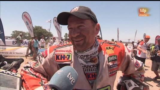 Rally Dakar 2011, 13ª etapa