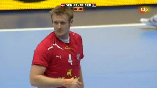Dinamarca 35-27 Serbia