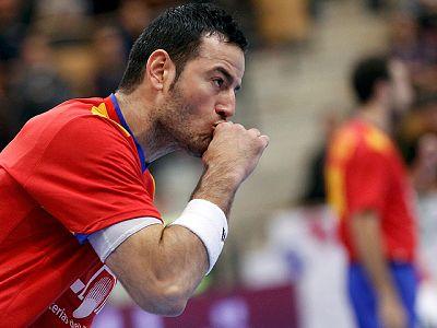 Balonmano : España 31-18 Egipto