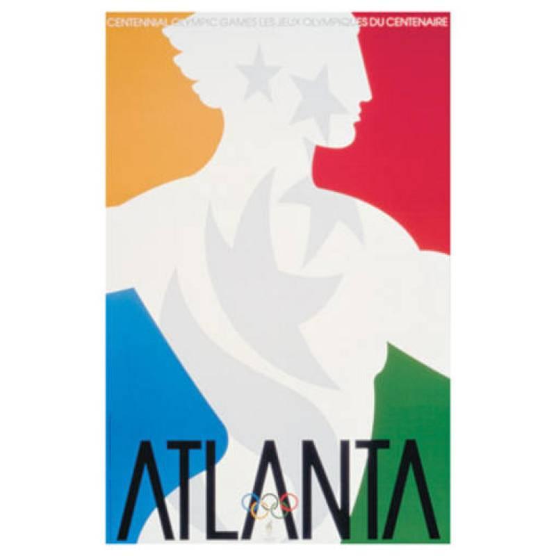 Cartel de Atlanta 1996