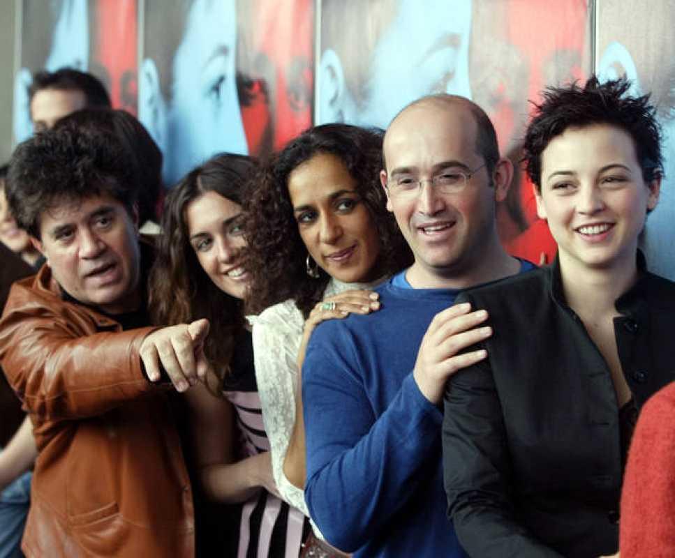 'Hable con ella' reunió a algunos de los actores de más relevancia en el panorama actual y Javier Cámara tenía que estar ahí.