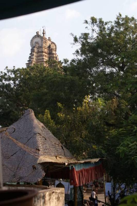 Templo de Virupaksha, en Goa.