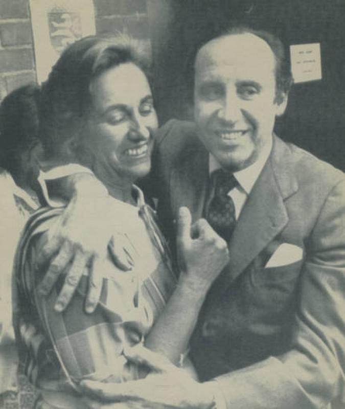 Ruiz Mateos y Teresa Rivero un matrimonio duradero