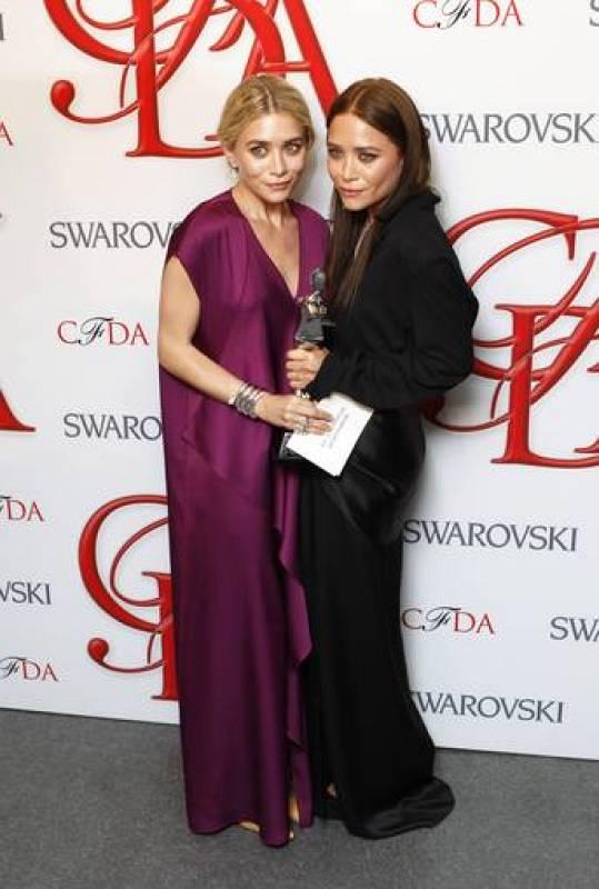 Mary Kate y Ashley Olsen, ganadoras del CFDA a la mejor colección femenina del año