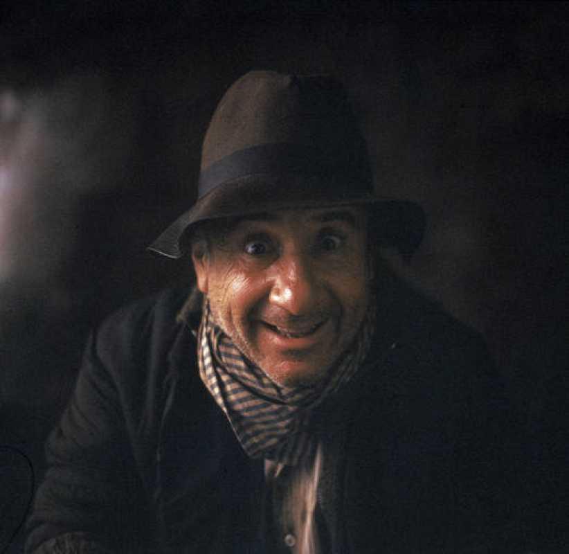 Alfredo Landa, en la película 'El boque animado'