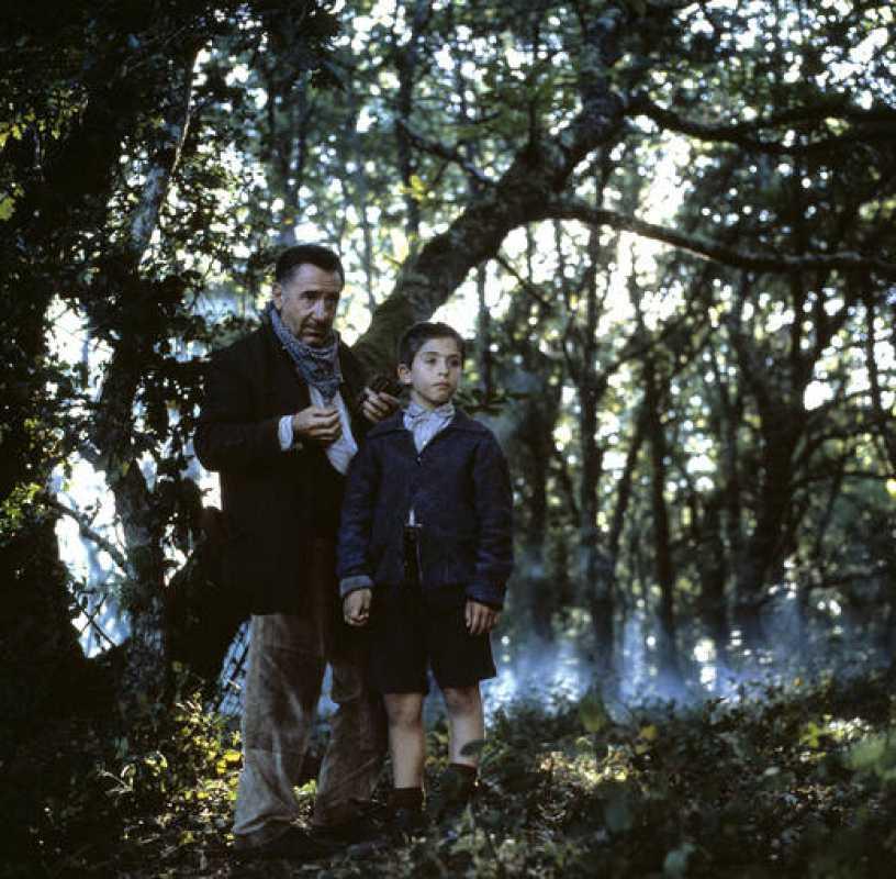 Alfredo Landa en 'El bosque animado'