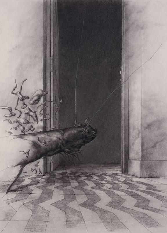 """José Hernández, """"Metamorfosis XV"""", (1985) /VEGAP"""