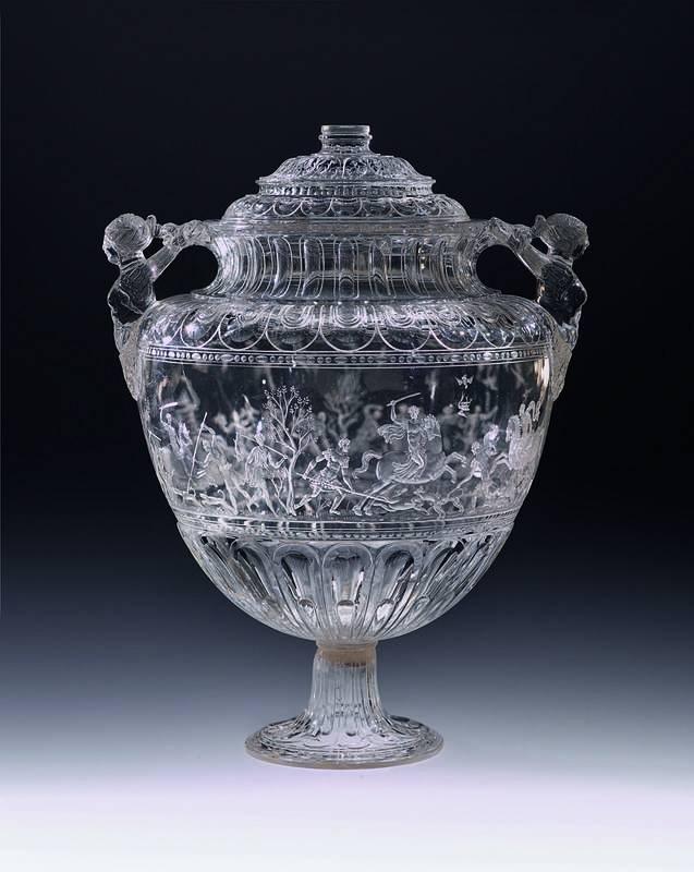 'Vaso de la Montería'. Francesco Tortorino (1512-1572)