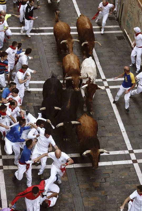 Los toros de Jandilla han hecho una carrera limpia