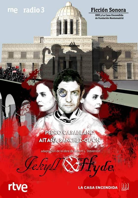 Cartel de 'Jekyll y Hyde', nueva Ficción Sonora de RNE