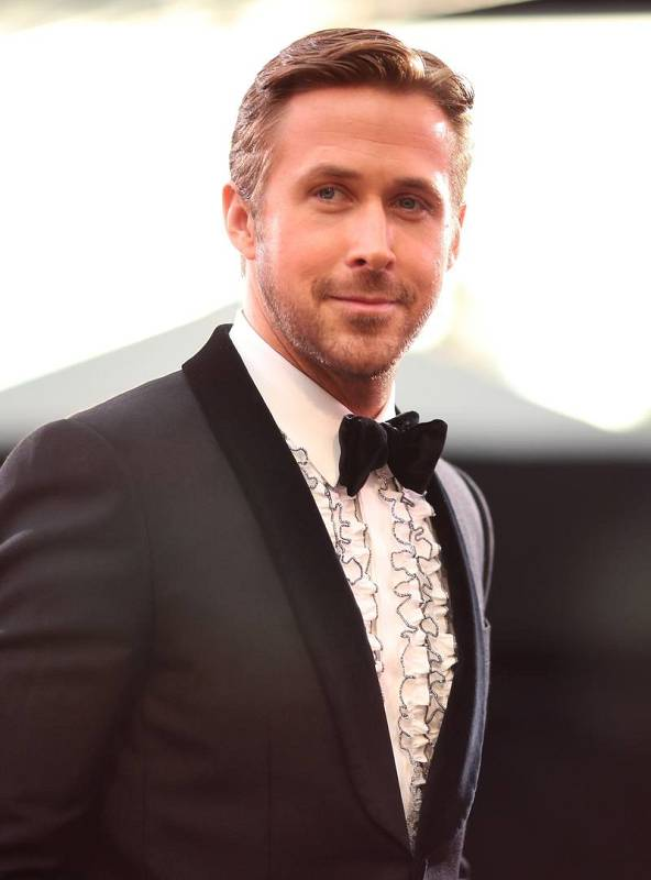 Oscar 2017: Ryan Gosling, nominado al Oscar a Mejor Actor por 'La La Land'
