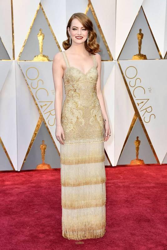 Oscar 2017: Emma Stone, nominada a Mejor Actriz por 'La La Land'