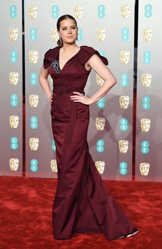 Amy Adams, nominada en la categoría de mejor Actriz Secundaria por Vice
