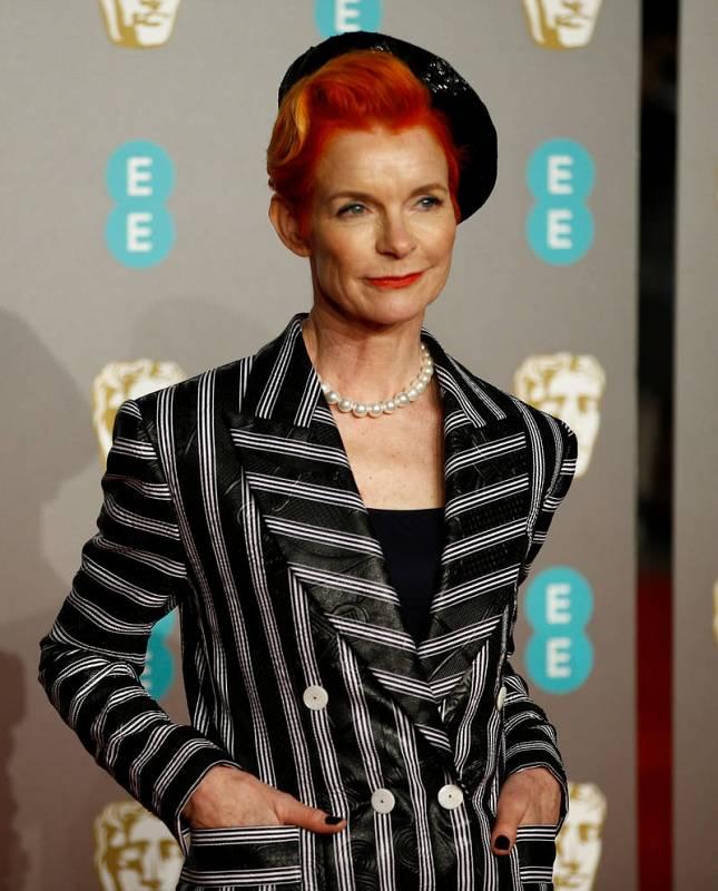Sandy Powell, nominada en la categoría de mejor Diseño de Vestuario por 'El regreso de Mary Poppins'