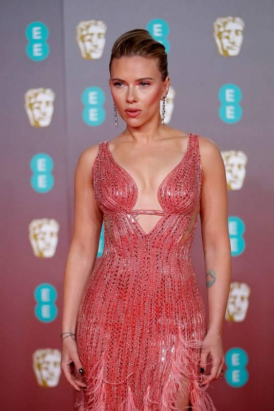 Scarlett Johansson, nominada en la categoría de mejor Actriz por 'Historia de un matrimonio'
