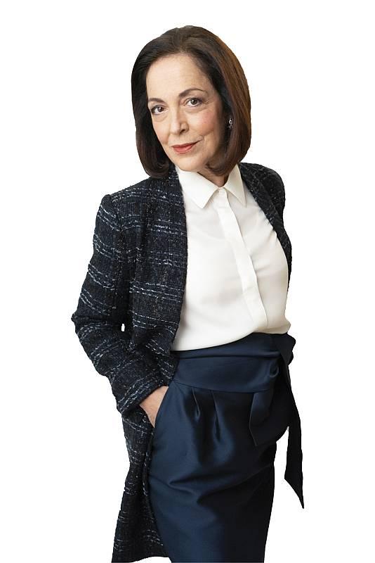 Cristina de Inza es Diana en 'Dos vidas'