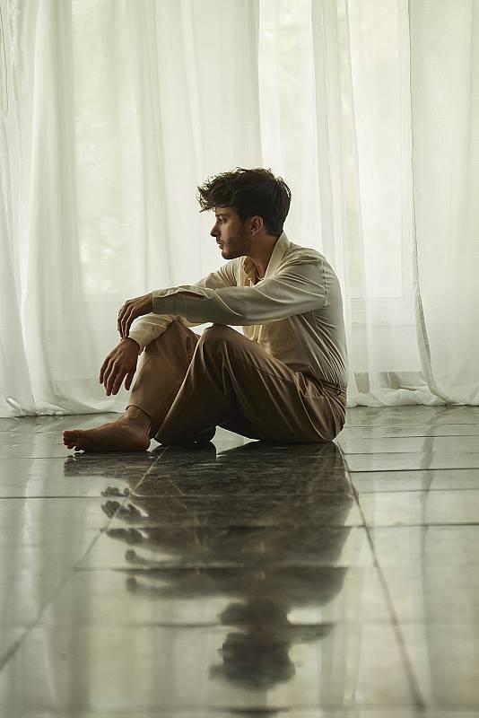 Blas Cantó en una escena del videovlip de 'Voy a quedarme'
