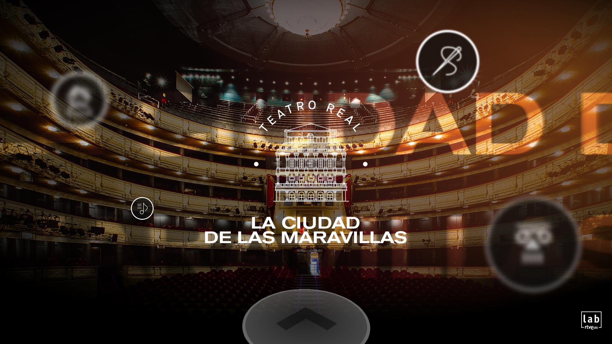 Teatro Real: 'Ciudad De Las Maravillas'