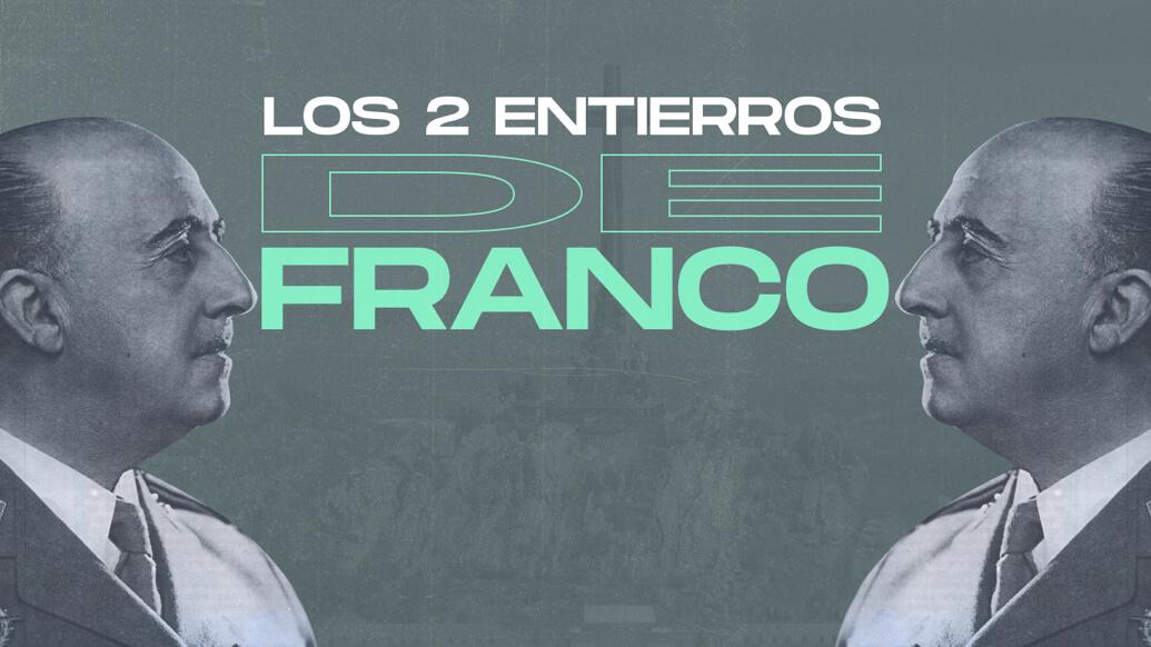 Los dos entierros de Franco