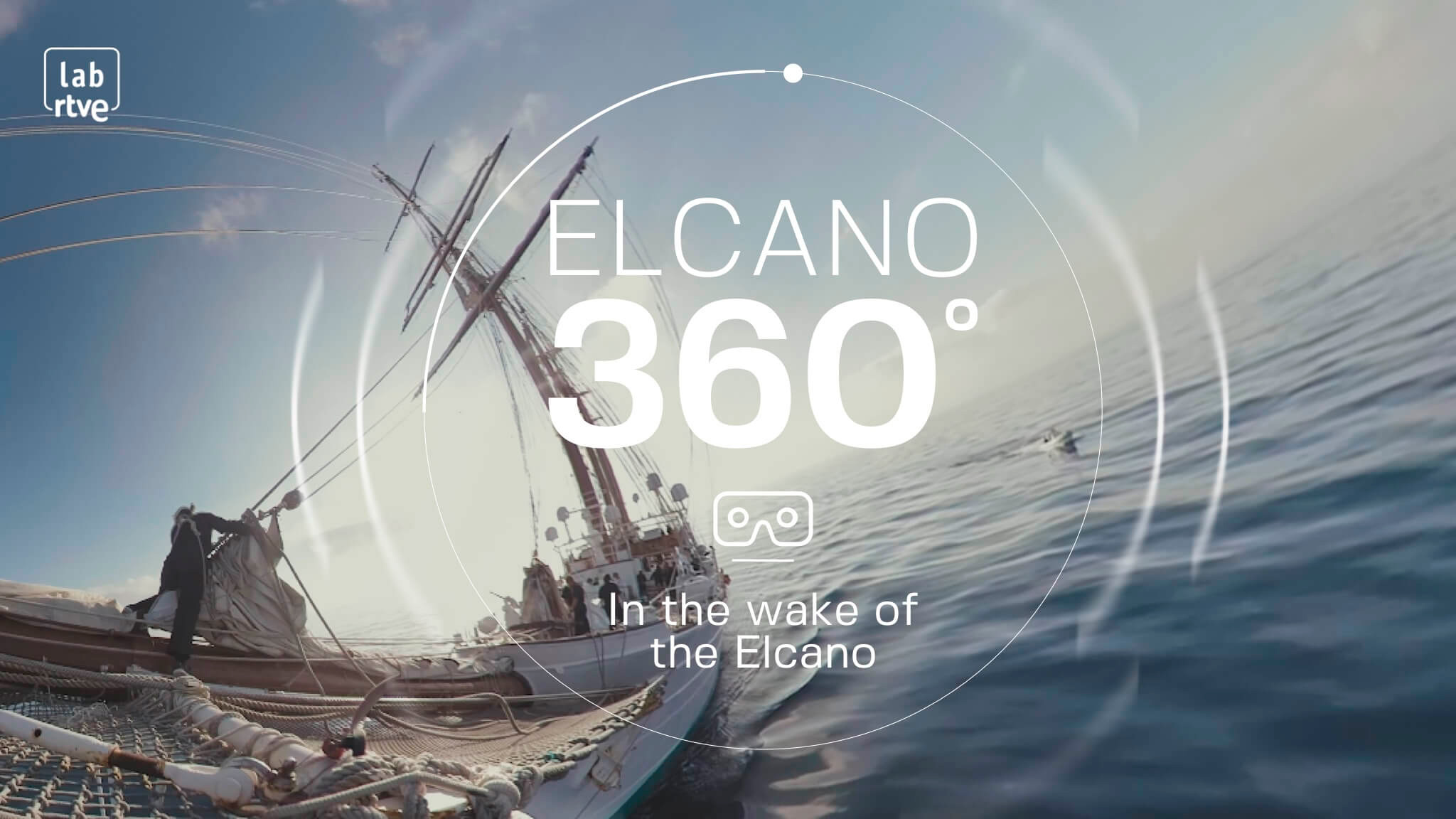In the wake of the Elcano: A 360° voyage