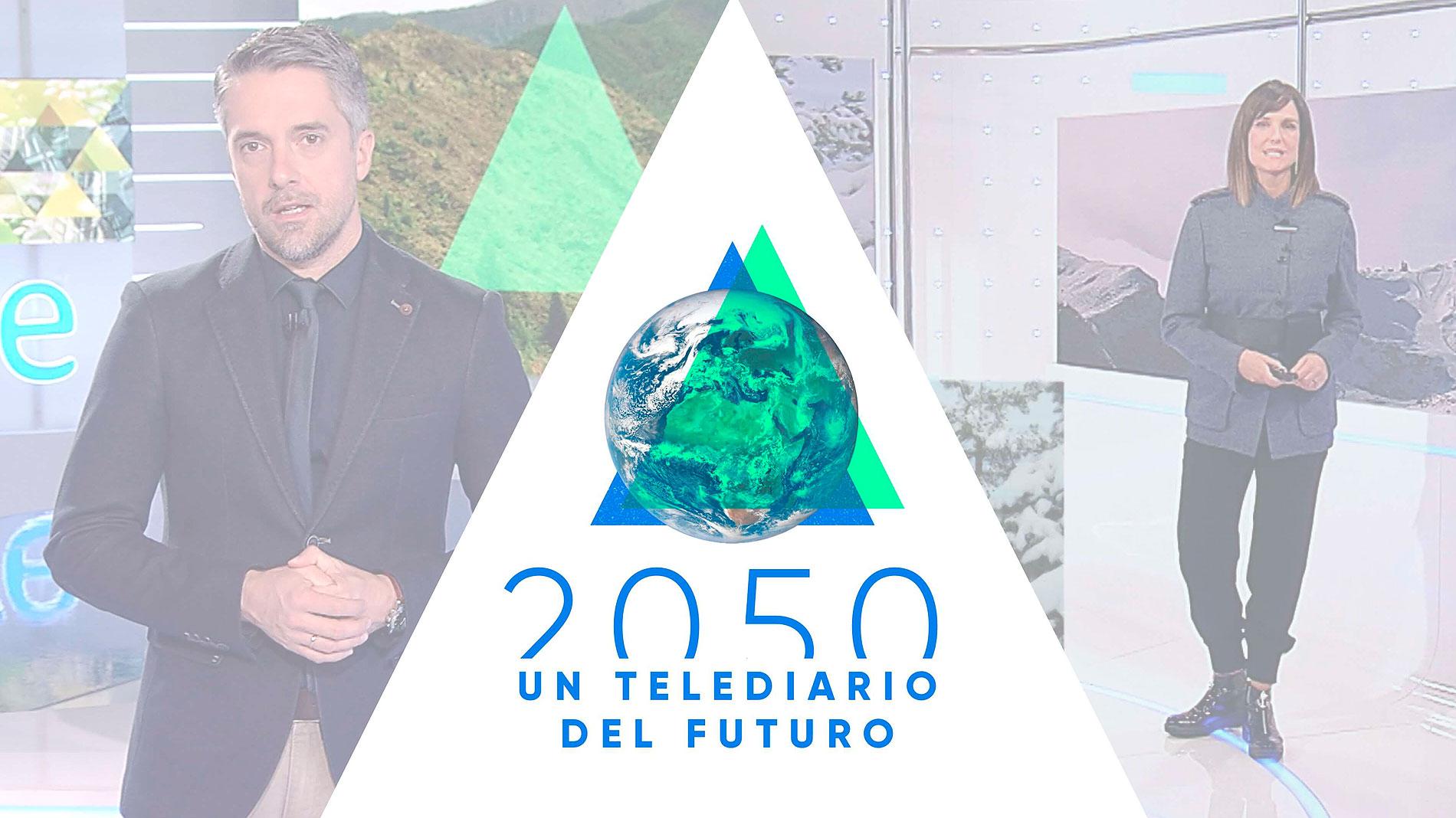 2050: Un Telediario de futuro