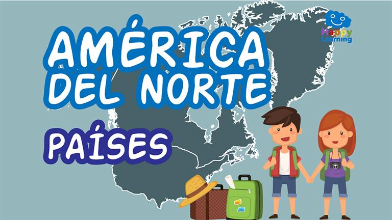 Países de América del Norte