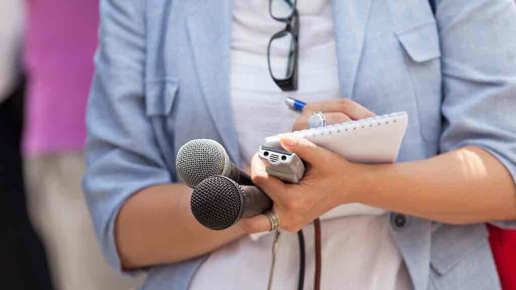 Igualdad de género en el periodismo