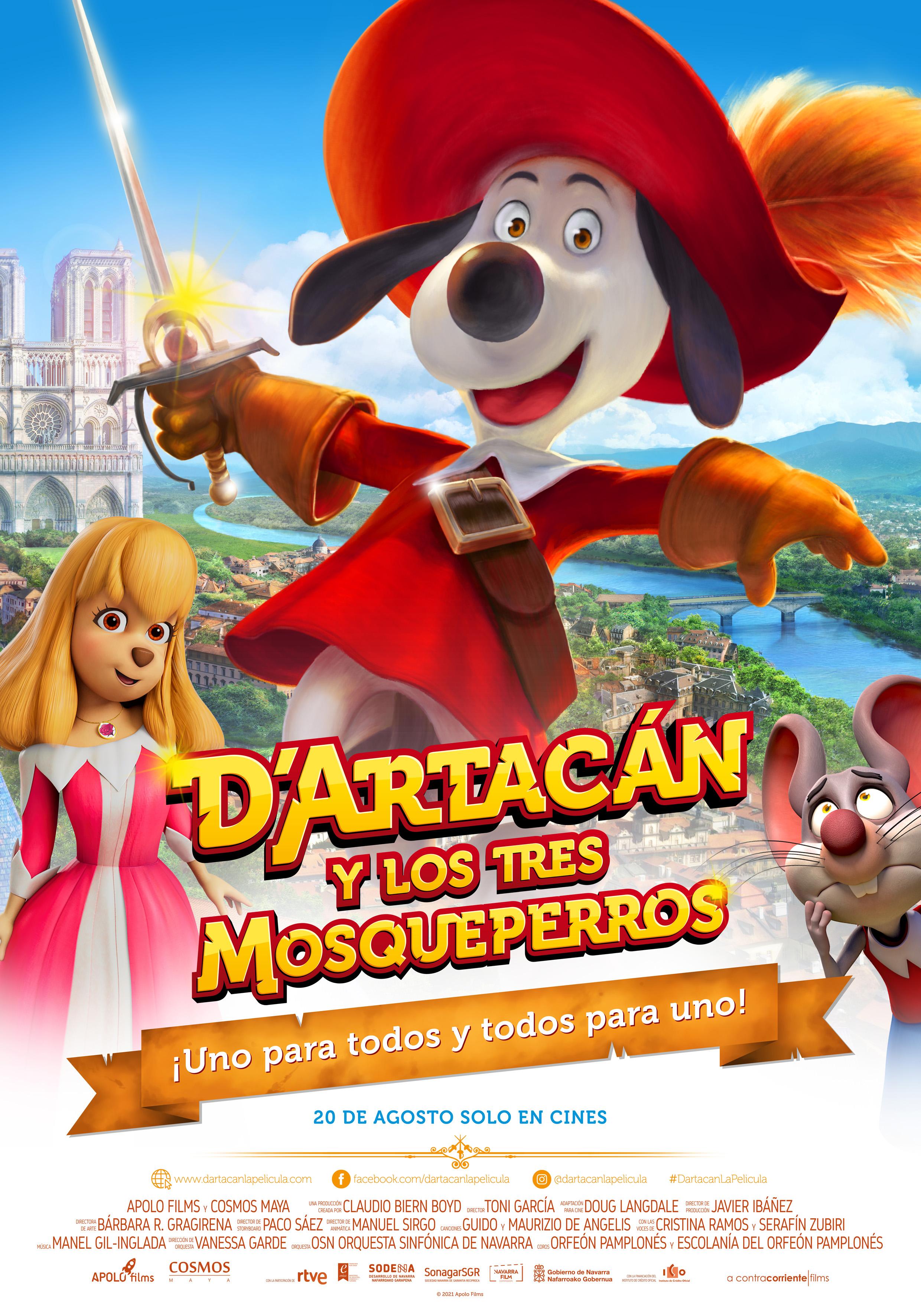 D'Artacán