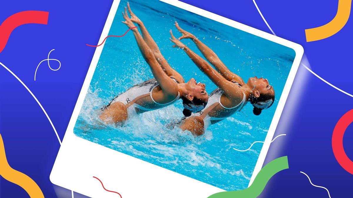 El mejor bañador de natación artística por parejas