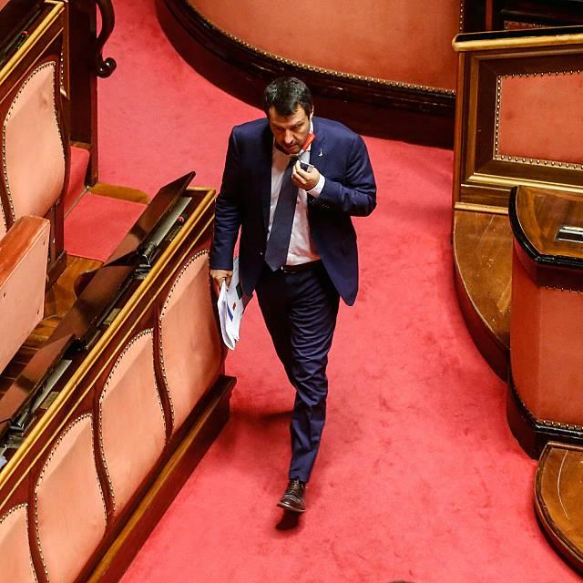 Juicio a Salvini por dejar a la deriva a más de 150 personas
