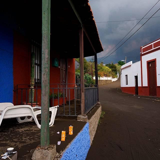 """""""Emergencia habitacional"""" en La Palma"""