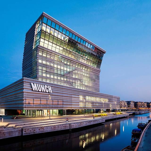 Oslo estrena el Museo Munch, diseñado por un español