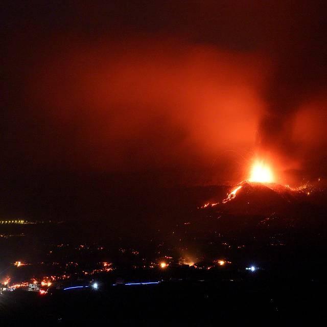Una vida y tres erupciones volcánicas en La Palma
