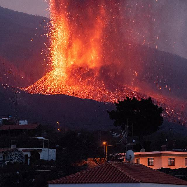 ¿Qué ocurrirá con el terreno sepultado por la lava?