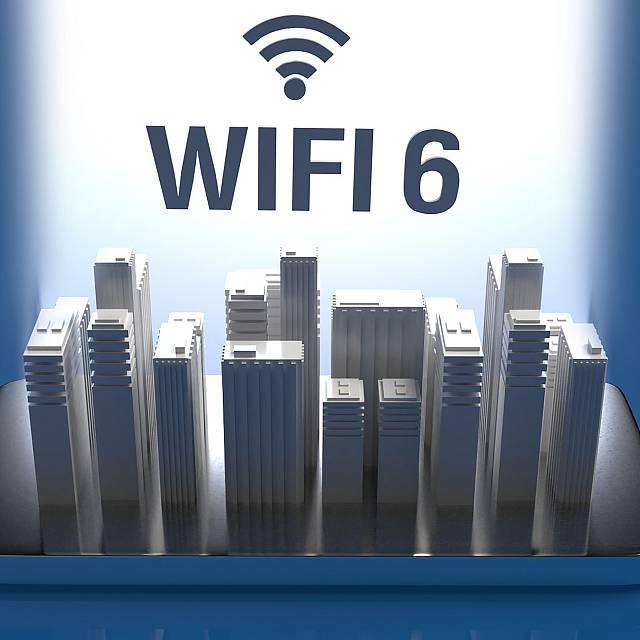Primera implantación de Wifi6 global en un municipio español