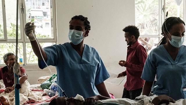 La violencia continúa en Tigray