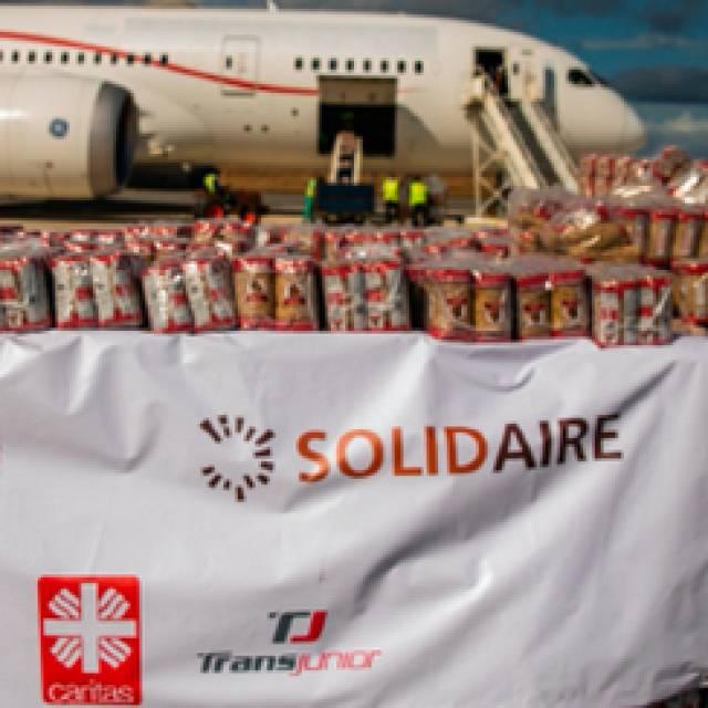 Ayuda Humanitaria de Open Arms para Mozambique