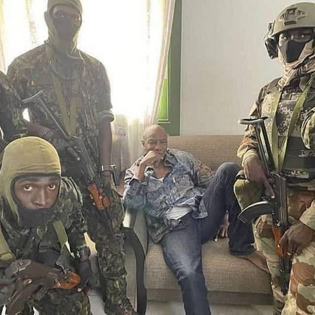 Golpe de Estado en Guinea Conakri