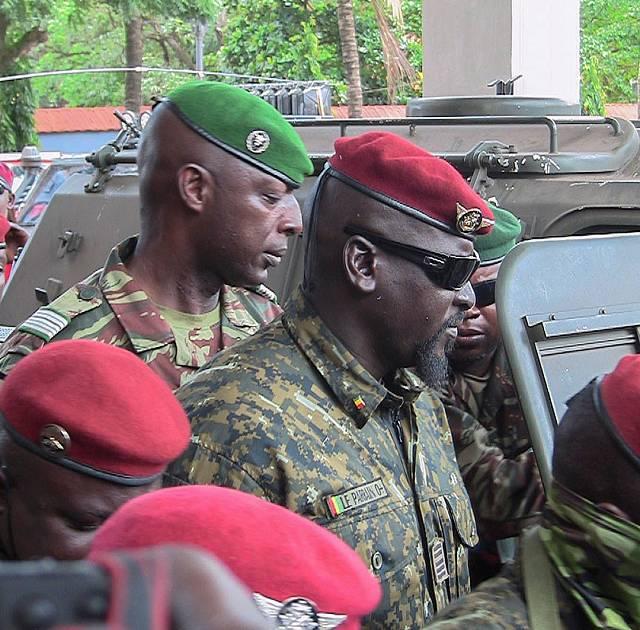 Guinea Conakry una semana después del golpe de Estado