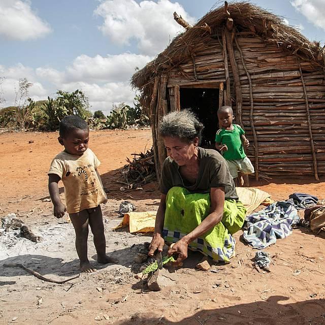 Madagascar: Primera Hambruna por el cambio climático