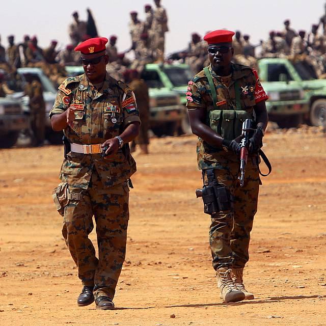 Intento de golpe de Estado en Sudán